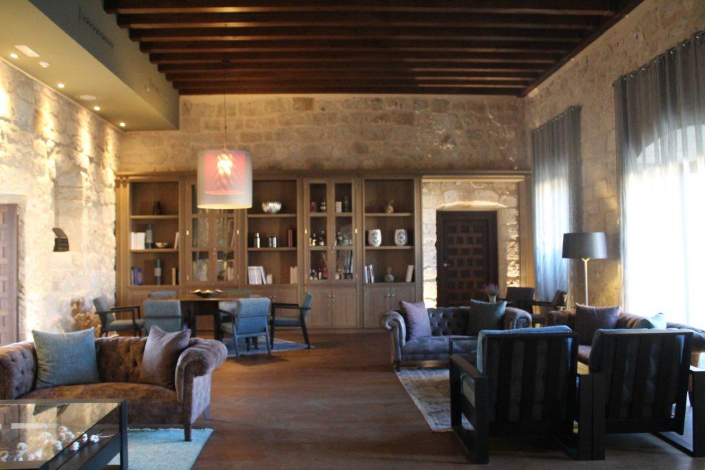 Hotel Castilla Termal Monasterio Valbuena