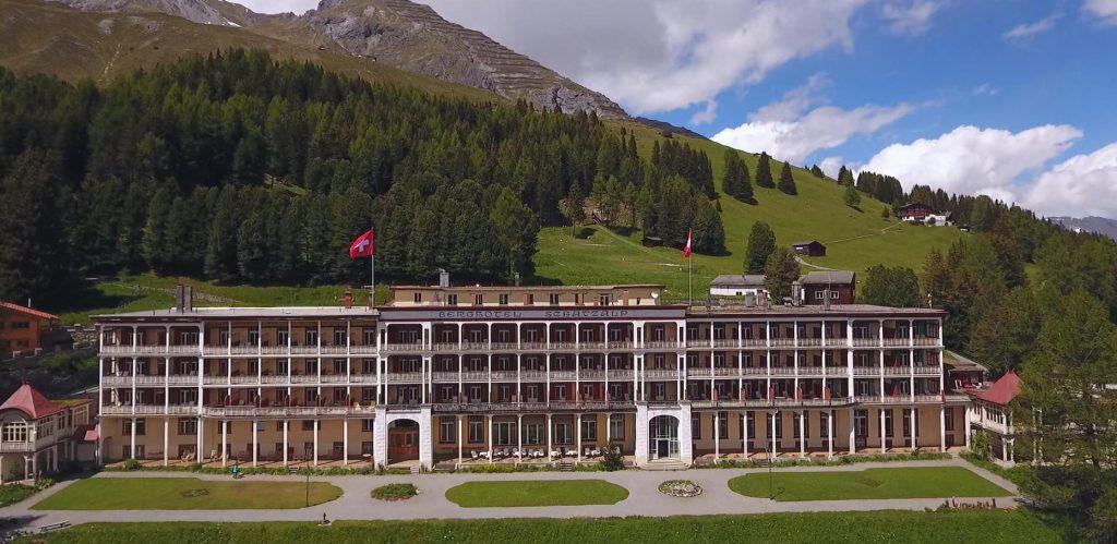 hotel romántico tve