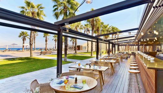 Las terrazas gastronómicas son un hit en verano