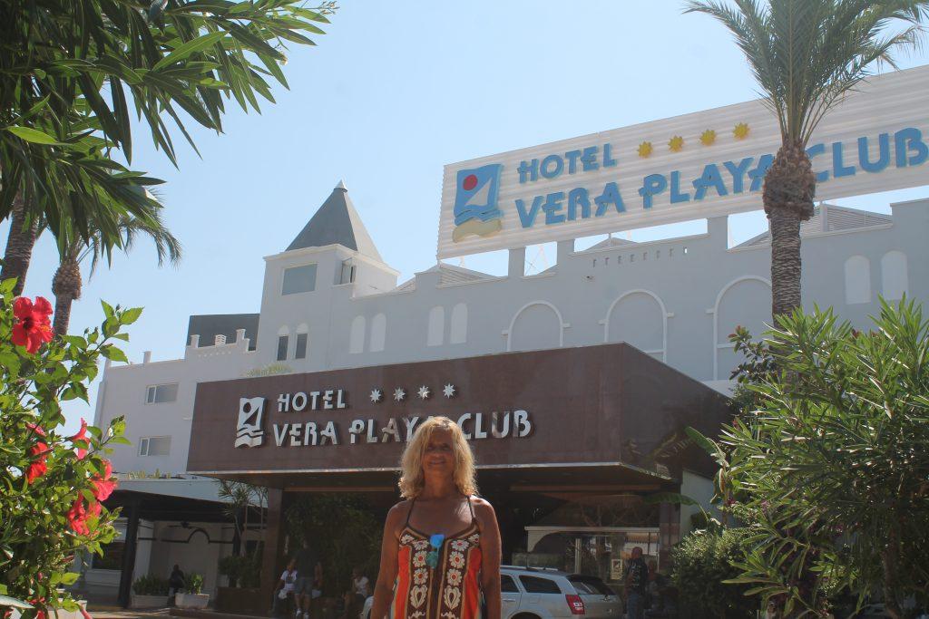 Hotel para desnudarse