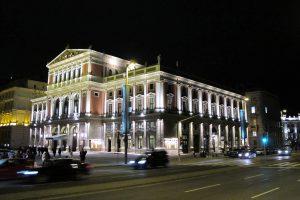 El Edificio de la Musikverein