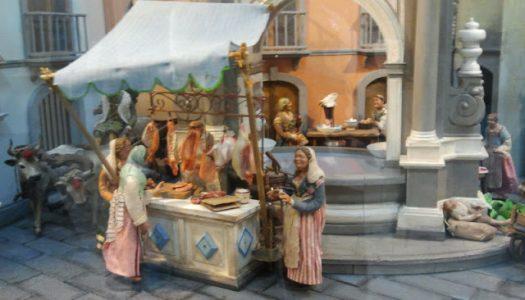 Los pesebres hacen de Nápoles un gran destino navideño
