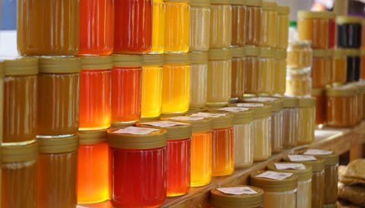 Un mundo de Miel Natural…..Pura y Cruda