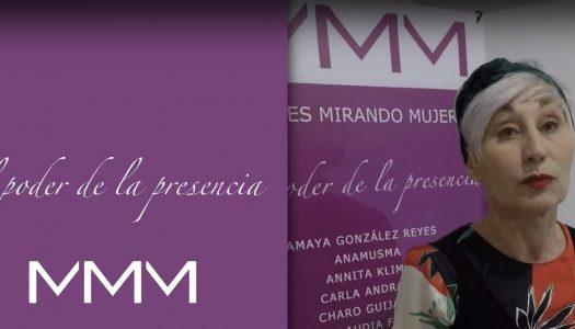 Entrevista a Mila Abadía: El poder de la presencia