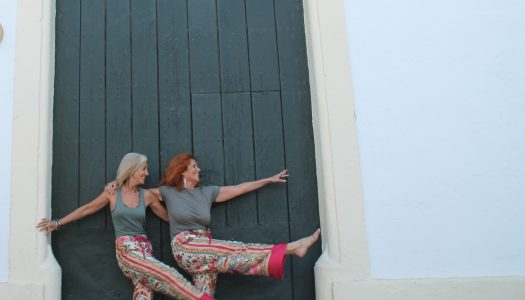 ¿Quieres bailar danzas contemporáneas y tienes más de 50 años?