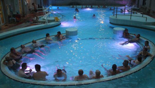 La cultura del balneario en Budapest