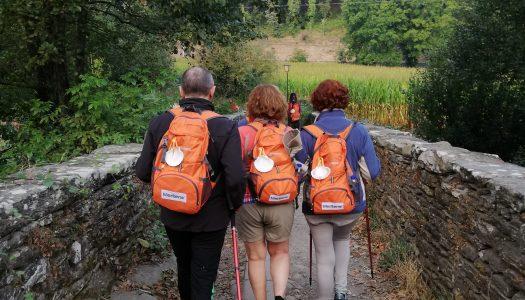 El Camino de Santiago con Meritene