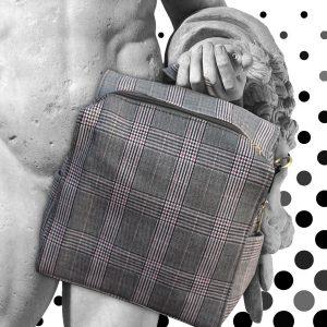 mochila príncipe de gales