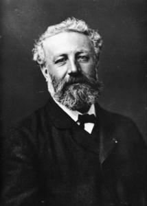 Nadar. Retrato de Julio Verne.