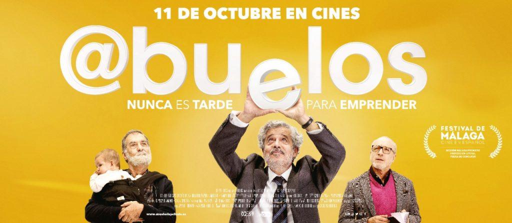 Abuelos, un film de Santiago Requejo